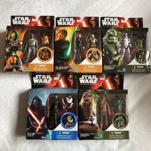 StarWars Action Figures